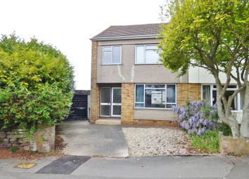 Thumbnail 4 bedroom semi-detached house for sale in South View, Frampton Cotterell, Bristol
