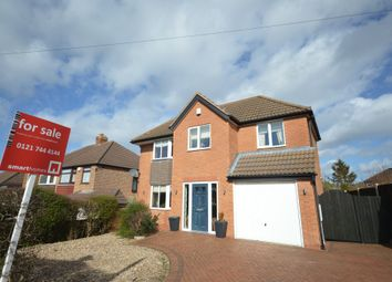 4 bed detached house for sale in Merevale Road, Solihull B92