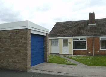 Thumbnail 2 bed semi-detached bungalow to rent in Wye Avenue, Bridgwater