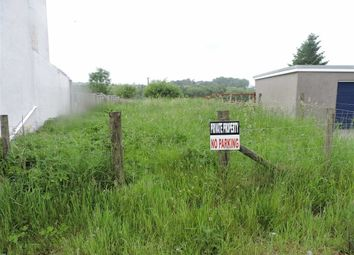 Thumbnail Land for sale in Penybanc Road, Ammanford