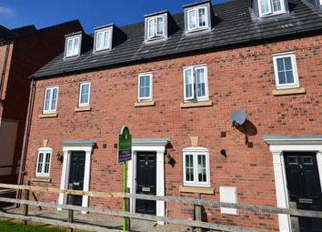 Thumbnail 4 bed semi-detached house for sale in Weaver Close, Oswestry