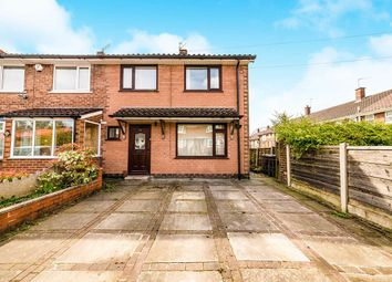 Thumbnail 3 bed semi-detached house for sale in Worsley Avenue, Worsley, Manchester