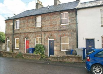 Thumbnail 2 bed terraced house to rent in Chapel Street, Exning, Newmarket