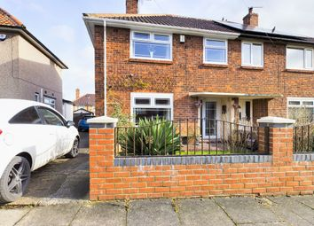 Thumbnail 3 bed semi-detached house for sale in Portrush Close, Middlesbrough
