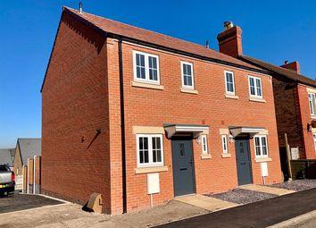 Thumbnail 2 bedroom semi-detached house for sale in Warke Terrace, Holyhead Road, Oakengates, Telford