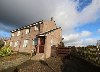 Thumbnail 1 bed flat for sale in Shadygrove Road, Carlisle