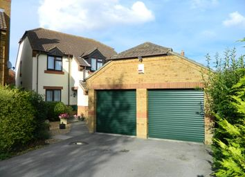 Thumbnail 4 bed detached house for sale in Fields Road, Wootton, Beds