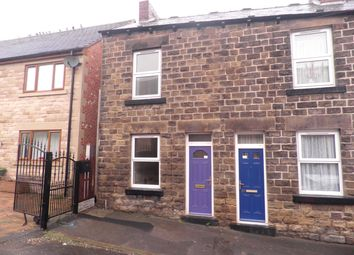 Thumbnail 2 bed end terrace house for sale in Bank Street, Barnsley, South Yorkshire