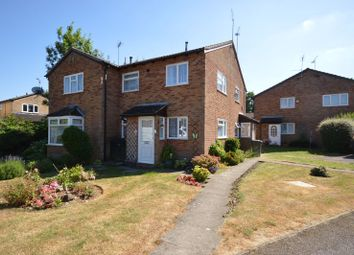 Thumbnail 1 bed end terrace house for sale in Speedwell Close, Luton