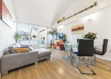 Thumbnail 2 bed flat to rent in The Grainstore, 4 Western Gateway, Royal Victoria, London