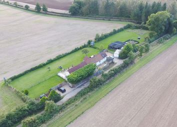 Thumbnail 4 bed cottage for sale in Huckswood Lane, Old Idsworth