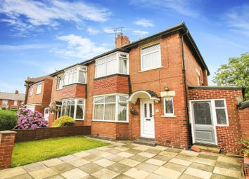 3 bed semi-detached house for sale in Cresswell Avenue, North Shields NE29