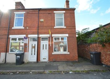 Thumbnail 2 bed end terrace house for sale in Granville Avenue, Long Eaton, Nottingham
