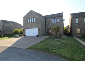 5 bed detached house for sale in Calder View Court, Halifax HX3