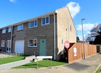 Thumbnail 3 bed end terrace house for sale in Beckhampton Road, Hamworthy, Poole