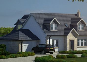 Thumbnail 5 bed detached house for sale in Moss Road, Falkirk