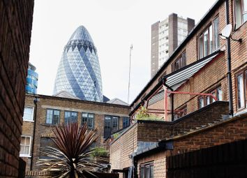 Thumbnail 3 bed flat for sale in Brunswick House, New Goulston Street, Spitalfields, London