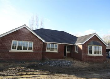 Thumbnail 3 bed detached bungalow for sale in Sleaford Road, Cranwell Village, Sleaford, Lincolnshire