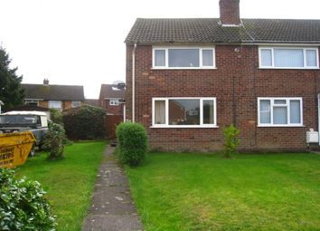 Thumbnail 3 bedroom terraced house for sale in The Chilterns, Allesley Park, Coventry