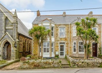 Thumbnail 3 bed terraced house for sale in Church Street, Newquay