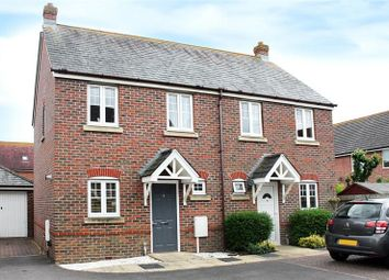 Thumbnail 2 bed semi-detached house for sale in Bramley Green, Angmering, West Sussex