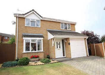 Thumbnail 4 bedroom detached house for sale in Rousies Close, Hadleigh, Ipswich, Suffolk