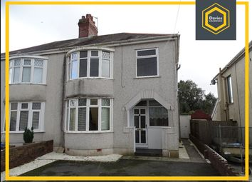 Thumbnail 3 bed semi-detached house to rent in 48 Gelli Road, Llanelli