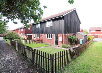 Thumbnail 2 bedroom semi-detached house for sale in Petingo Close, Newmarket