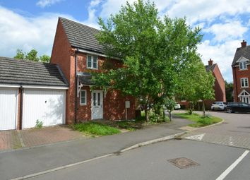 Thumbnail 3 bed semi-detached house for sale in Outram Avenue, Long Lawford, Rugby