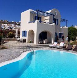 Thumbnail 3 bed villa for sale in Akrotiri 841 00, Greece