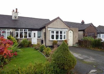 Thumbnail 3 bedroom semi-detached bungalow for sale in Central Drive, Buxton, Derbyshire
