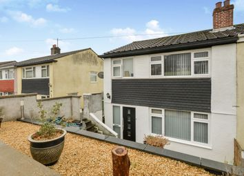 Thumbnail 3 bed terraced house for sale in Long Meadow, Plympton, Plymouth
