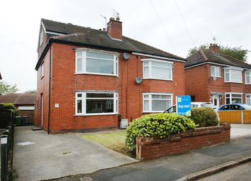 Thumbnail 4 bedroom semi-detached house for sale in Westfield Drive, York