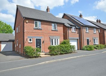 Thumbnail 4 bed detached house for sale in Mellish Road, Bilton, Rugby, Warwickshire