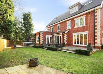 Thumbnail 5 bed detached house to rent in Portsmouth Road, Esher
