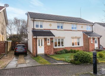 Thumbnail 3 bed semi-detached house for sale in Ardgay Drive, Bonnybridge