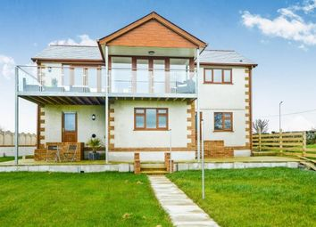Thumbnail 4 bed detached house for sale in Plas Gwyn, Four Mile Bridge, Sir Ynys Mon