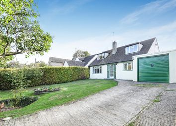 Thumbnail 3 bed detached bungalow for sale in The Ridings, Stonesfield