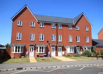 Thumbnail 4 bed town house for sale in Stockmoor Drive, North Petherton, Bridgwater