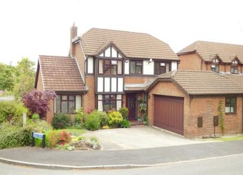 Thumbnail 4 bed detached house for sale in Ridge Way, Penwortham, Preston