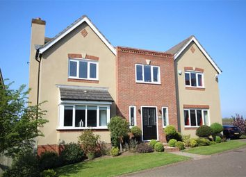 Thumbnail 4 bed detached house for sale in Field Rise, Old Town, Swindon