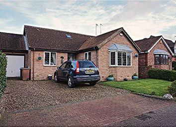 Thumbnail 4 bed detached bungalow for sale in Ivy Meadow, Burton Pidsea, Hull