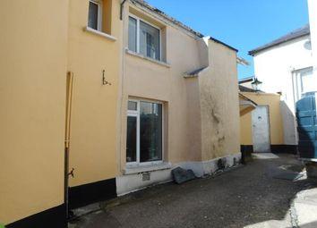 Thumbnail 2 bed end terrace house for sale in Vine Cottage, Vine Street, Winkleigh, Devon