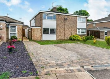 Thumbnail 3 bed semi-detached house for sale in Chells Way, Stevenage, Hertfordshire, England
