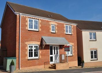 Thumbnail 4 bed detached house for sale in Grenville Way, Cullompton