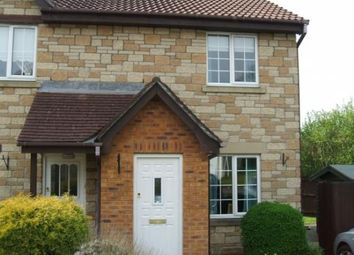 Thumbnail 2 bed semi-detached house to rent in Heol Y Cyw, Birchgrove, Swansea And District