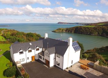 Thumbnail 7 bed detached house for sale in Llanpit Mawr, Sladeway, Fishguard, Pembrokeshire