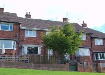 Thumbnail 3 bedroom terraced house to rent in Castle Close, Morpeth