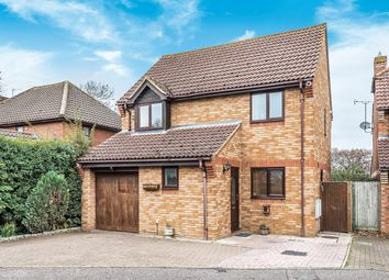 Thumbnail 3 bed detached house for sale in Oak Drive, Pulloxhill