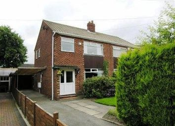 Thumbnail 3 bedroom semi-detached house to rent in Primrose Close, Halton, Leeds